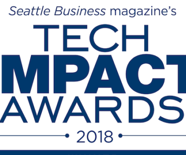 Blue Canoe Wins 2018 Tech Impact Award