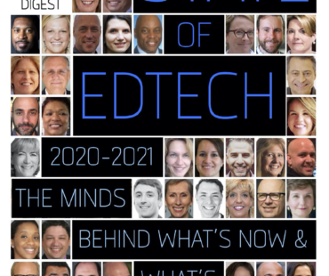 Blue Canoe CEO is a Leading Voice in EdTech 2020 Report
